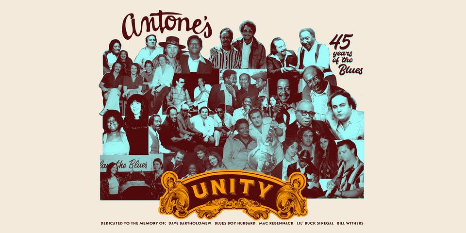 Donate Now: Antone's 45 for 45 Fundraiser