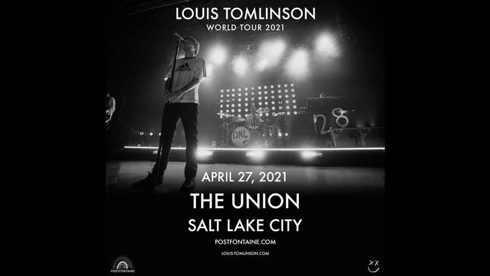 Louis Tomlinson World Tour 2021