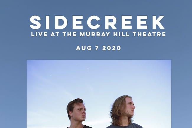 Sidecreek  w/ JSHIEVS, The Secateurs, Myles Brandon