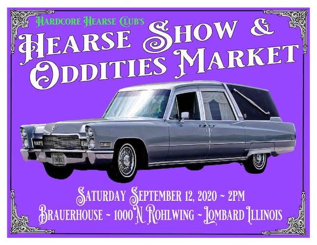 Hearse Show & Oddities Market 2020