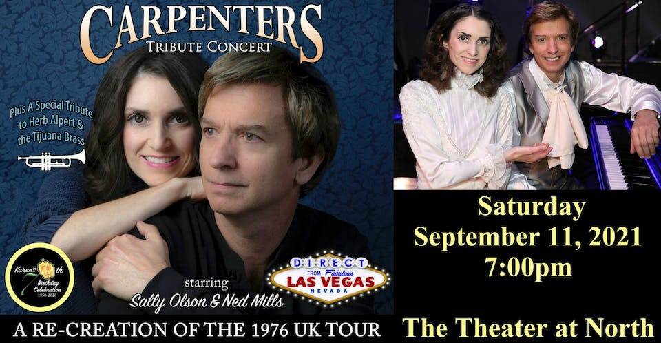Carpenters Tribute Concert: A Re-creation of the 1976 UK Tour