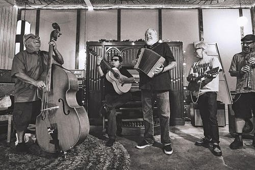 SHOW POSTPONED to 4/24/2021: Los Lobos