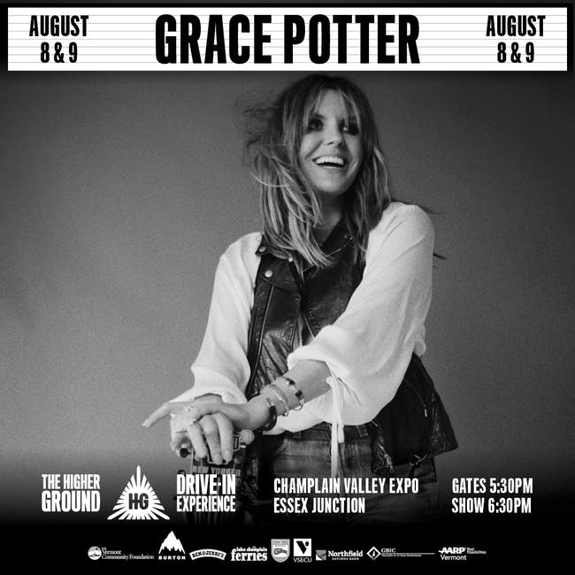 Grace Potter at the Drive-In