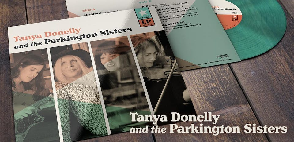 Tanya Donelly and the Parkington Sisters Album Listen Party x ONCE VV