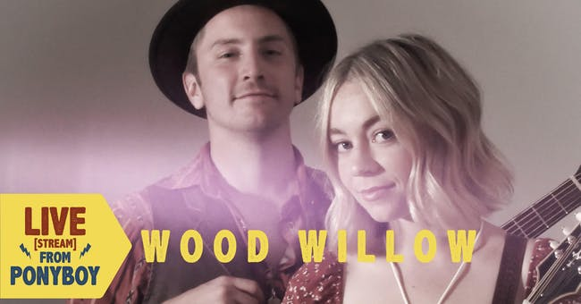 Wood Willow - Live (Stream) From Ponyboy