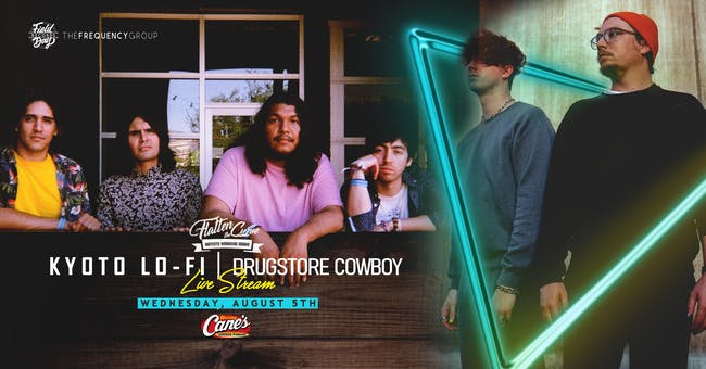 Kyoto Lo-Fi and Drugstore Cowboy [Limited Seating & Live Stream]