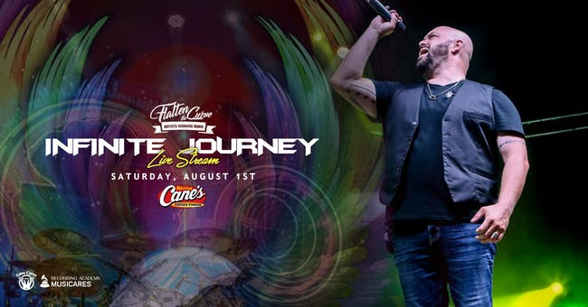 Infinite Journey [Limited Seating & Live Stream]
