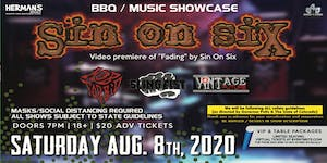 BBQ ft. Sin On Six (Video Release) A Vintage Future, Slingfist, Mob For bid
