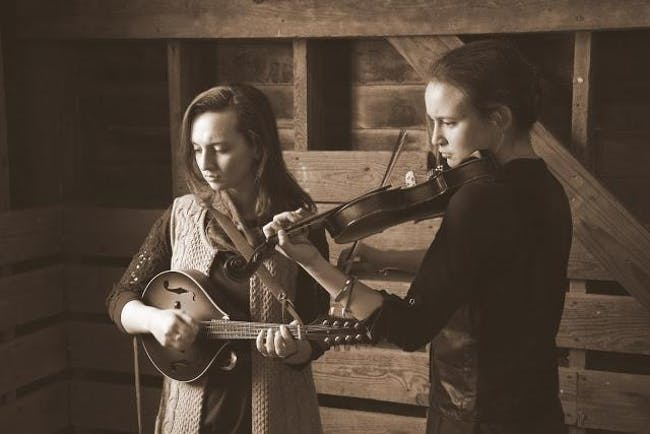 The Vogts Sisters in the Gospel Lounge