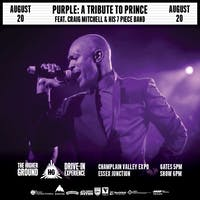 Purple: A Tribute to Prince at the Drive-In