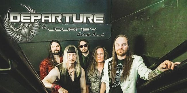 Live Stream for DEPARTURE: The Journey Tribute Band