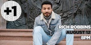 +1: A Facebook Live Concert w/ Rich Robbins