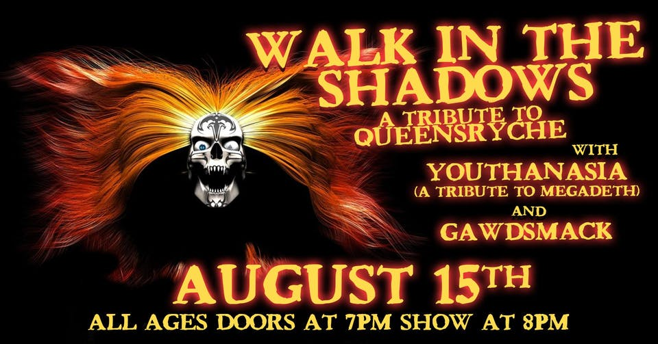 Walk In The Shadows (Queensryche)