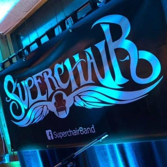 Superchair Band Live - Free Patio Party!