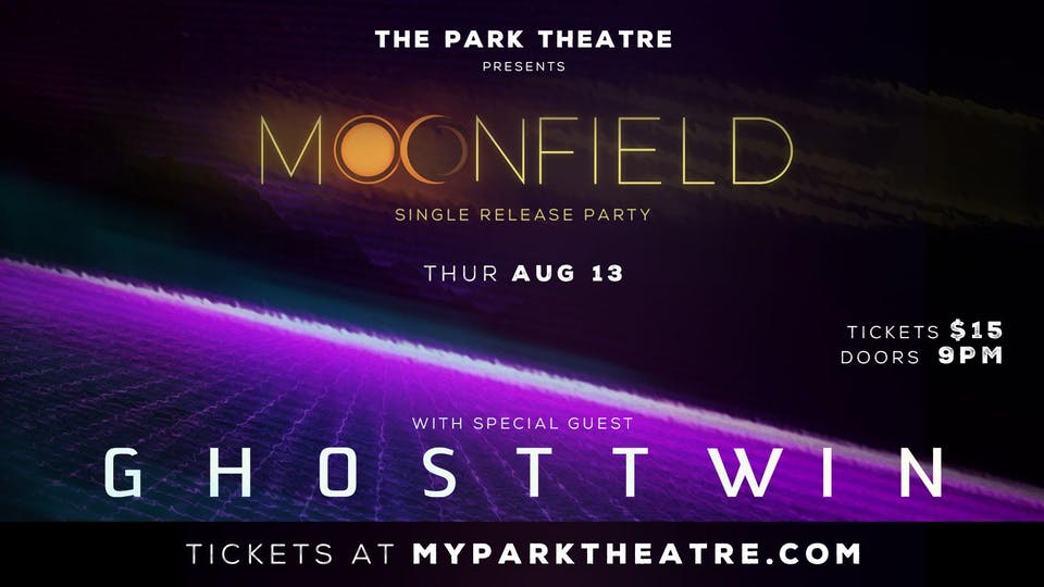 Moonfield single release party