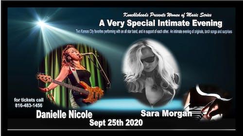 Danielle Nicole & Sara Morgan