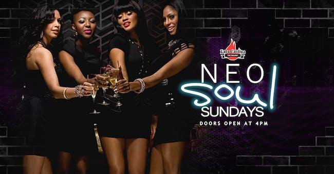 NEO SOUL SUNDAYS featuring Tomea & Nem