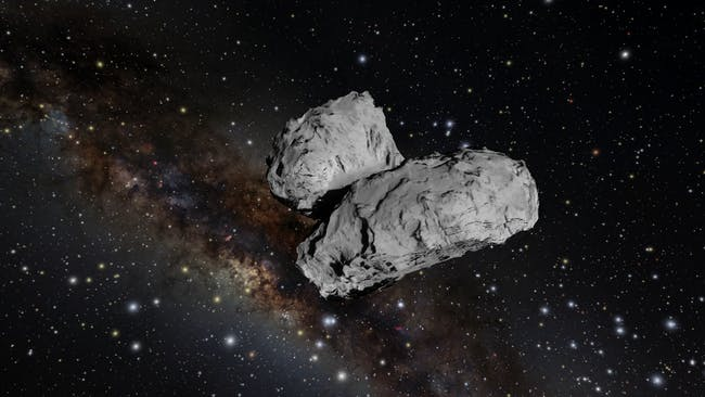 Comets and the Sh*t They Leave Behind