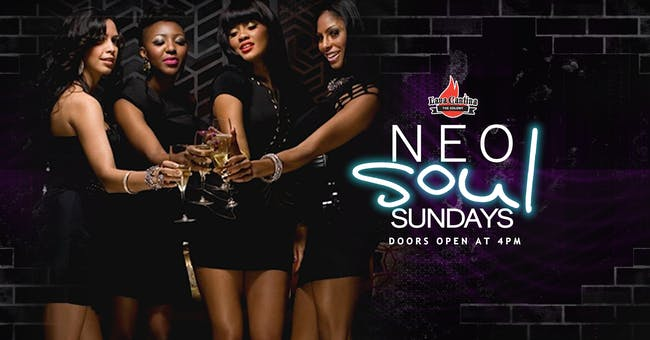 NEO SOUL SUNDAYS featuring Melodie Nicole & Vibe