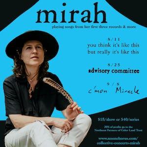Mirah - Livestream