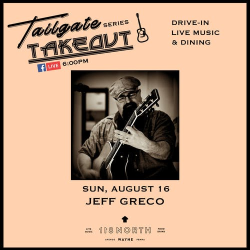 Jeff Greco - Tailgate Takeout Series
