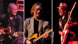 Masters of Telecaster w/ Jim Weider, GE Smith & Tom Principato