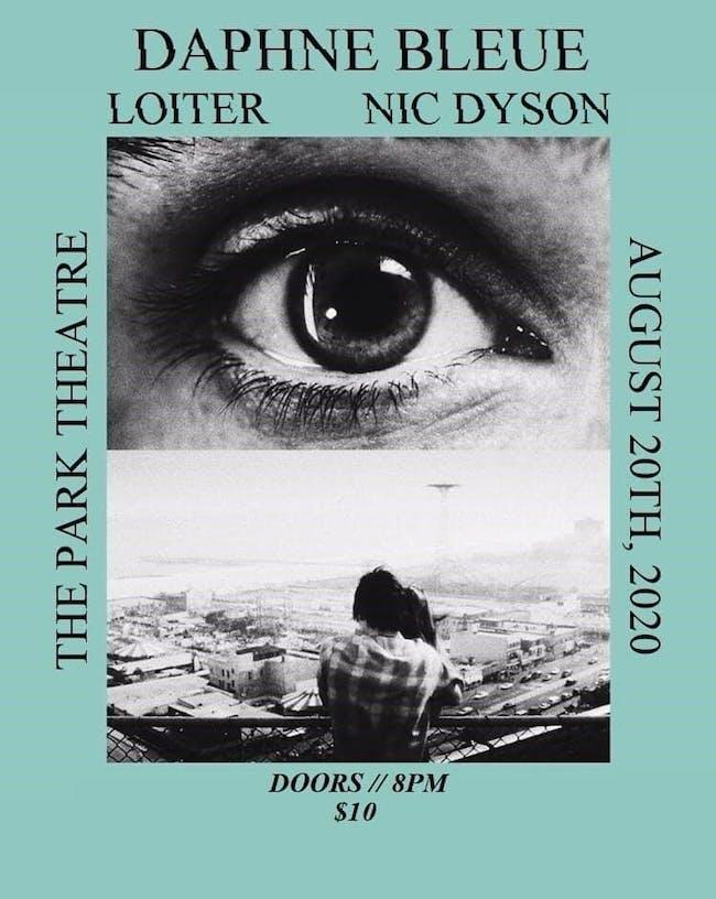Daphne Bleue / Loiter / Nic Dyson