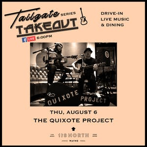 The Quixote Project Duo - Tailgate Takeout Series