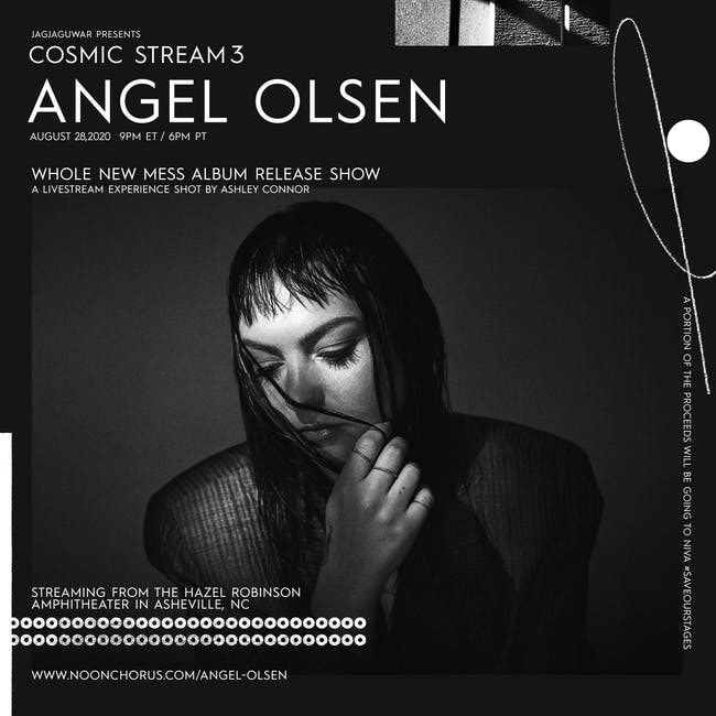 Cosmic Stream 3: Angel Olsen