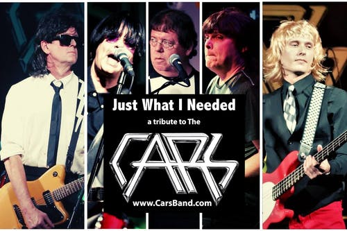 Rock Steady (A Bad Company & The Cars Tribute)