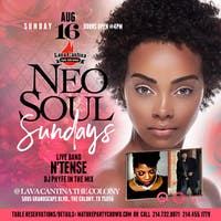 NEO SOUL SUNDAYS featuring Ntense