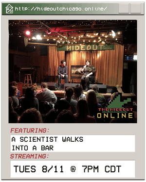 A Scientist Walks Into A Bar