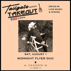 Midnight Flyer Duo - Tailgate Takeout Series