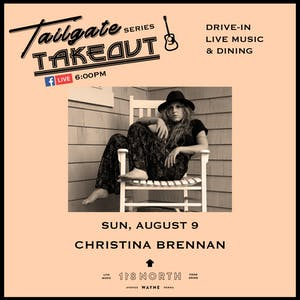 Christina Brennan - Tailgate Takeout Series