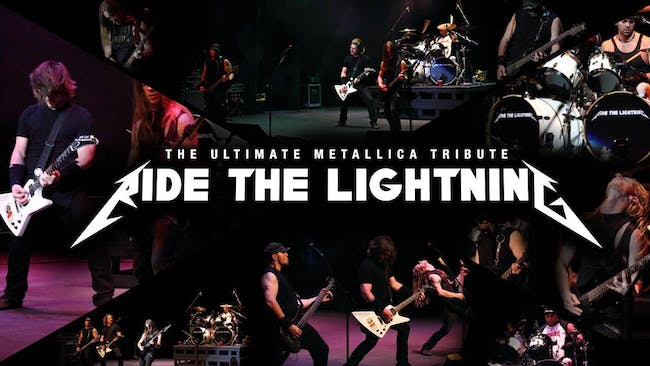 Ride the Lightning - The Ultimate Metallica Tribute