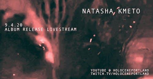 Natasha Kmeto: Album Release Live Stream
