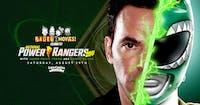 Mighty Morphin' Power Rangers with the Green Ranger, Jason David Frank!