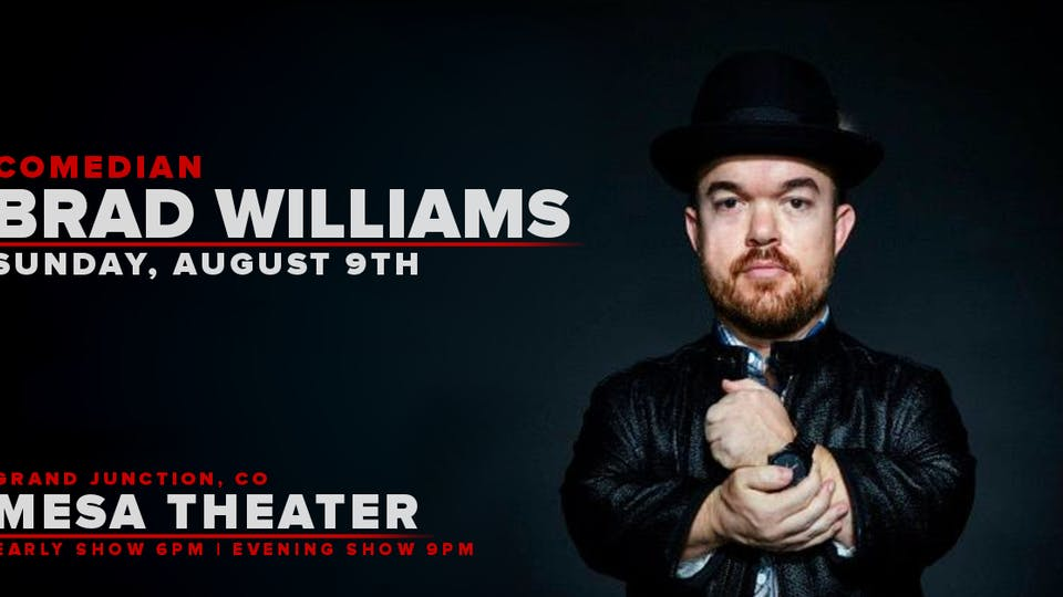 Brad Williams (Early Show) SOLD OUT