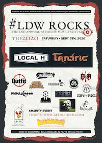 Labor Day Weekend ROCKS - Afterlife Fest W/ Local H, Tantric & More!