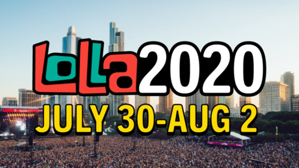 Virtual Lollapalooza  2020