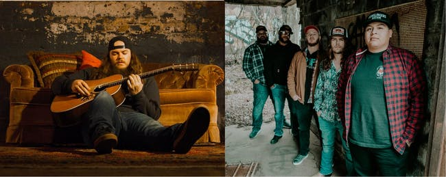 Kody West with Giovannie & the Hired Guns