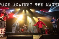 enRage Against the Machine | RESCHEDULED
