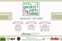 The Arboretum's Summer Garden Party Event