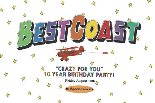 Best Coast (live stream)