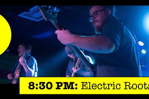 Billy The Poet -- Late Show -- Electric Roots Rock