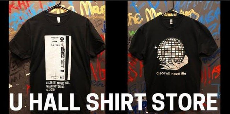 Support U Hall: Buy a Shirt in Our Online Store
