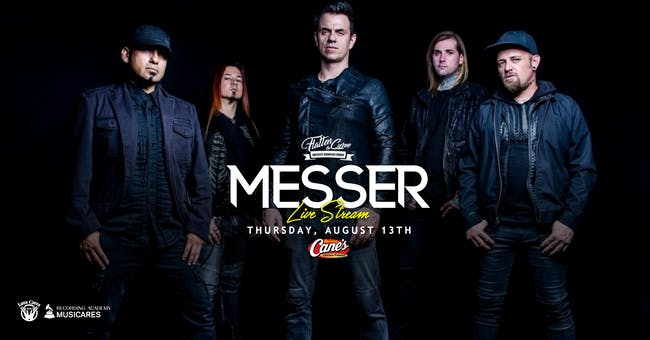 Messer [Limited Seating & Live Stream]