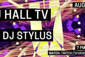 U HALL TV: DJ Stylus