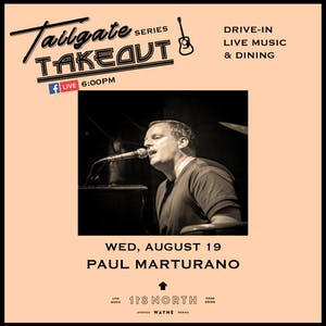 Paul Marturano - Tailgate Takeout Series