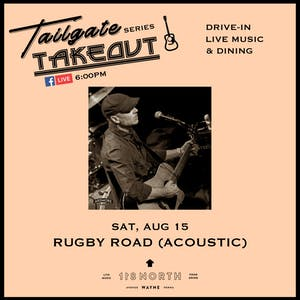 Rugby Road (Acoustic) - Tailgate Takeout Series